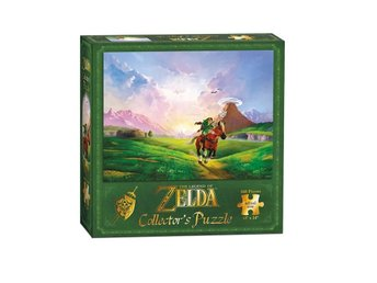 The Legend of Zelda - Links Ride ( samlar pussel, 550 bitar)