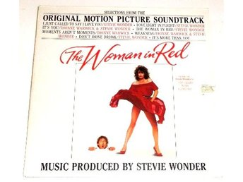 Filmmusik till The woman in red