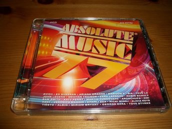 2-CD Absolute music 77