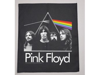 Pink Floyd - Dark side of the moon band   Patch  35*40 cm