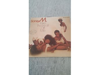 Boney M Take The Heat Of Me LP Vinyl
