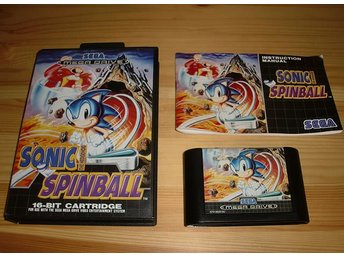 MD: Sonic Spinball