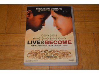 Live & Become - 2005 - DVD