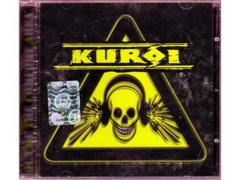 Kuroi-Out of the comfort area / CD / Groove Metal