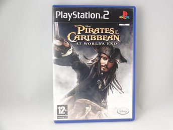 Pirates of Caribbean / At Worlds End - PS2 Playstation