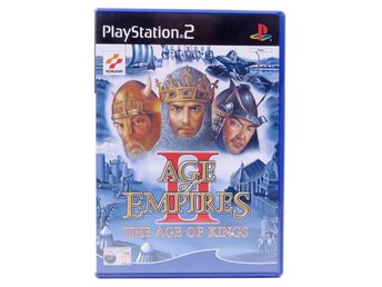 Age Of Empires II: The Age Of Kings - PS2 - PAL (EU) - Helsinki - Age Of Empires II: The Age Of Kings - PS2 - PAL (EU) - Helsinki