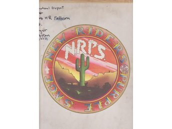 New Riders of The Purple Sage: New Riders of The Purple Sage