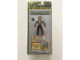 Lord of the rings - The fellowship of the ring Frodo figur! NY!