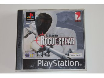 Tom Clancy's Rainbow six Rogue Spear - Playstation 1 / PS1 spel