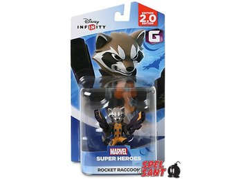 Disney Infinity 2.0 Marvels Rocket Raccoon