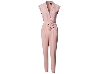 Kardashian collection Lipsy / rosa Jumpsuit / gammelrosa / puderrosa / byxdress