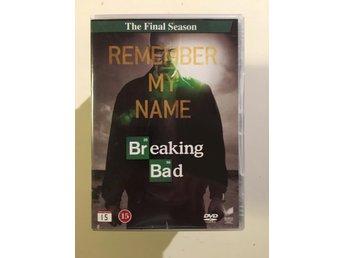 Breaking bad the final season-Remember my name/3 disc - Vittaryd - Breaking bad the final season-Remember my name/3 disc - Vittaryd