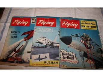 3 ROYAL AIR FORCE FLYING REVIEW. FRÅN 1956