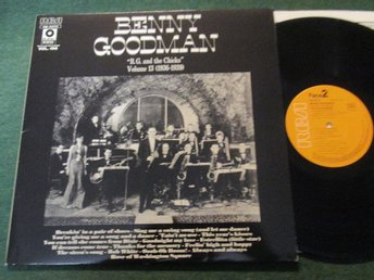 "Benny Goodman ""Volume 13"""