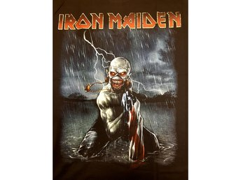 Iron Maiden t-shirt Medium