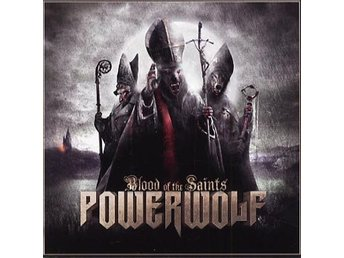 Powerwolf: Blood of the saints 2011 (CD)