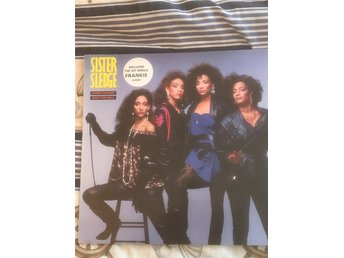 LP Skiva// Sister Sledge When the boys meet the girls    FRAKTFRITT