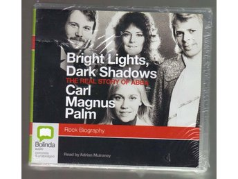 Abba 22 CD Bright lights Dark shadows The real story of Abba