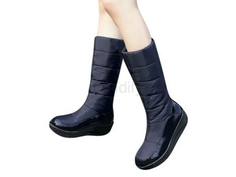 Dam Boots For Ladies 3 Colors Size 35-44 XWM220 blue 41