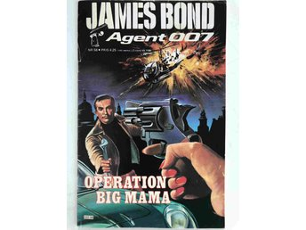 James Bond - Löpnr: 58 FN-VF