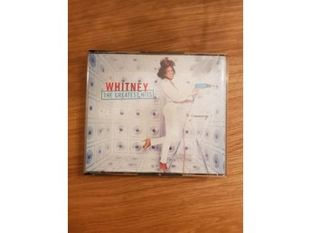 WHITNEY HOUSTON. The greatest hits. DubbelCD