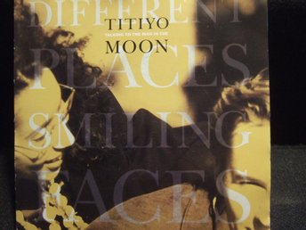 LP - TITIYO. Talking to the man in the moon/Jammin with the man in the moon 1989