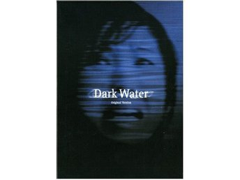 DVD-SKRÄCK-DARK WATER-Original Japanese Version-Digi+Slipcase+Booklet-Mycket Fin