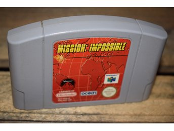 Nintendo - N64 - Mission Impossible