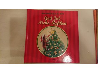 GOD JUL NICKE NYFIKEN - Margret & H.A. Rey - I nyskick !!