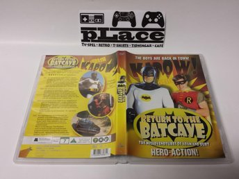 Return To The Batcave DVD