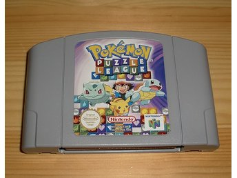 N64: Pokemon Puzzle League