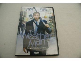 The Weather Man (Nicolas Cage, Michael Caine)