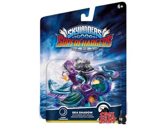 Skylanders Superchargers (Vehicle) Sea Shadow