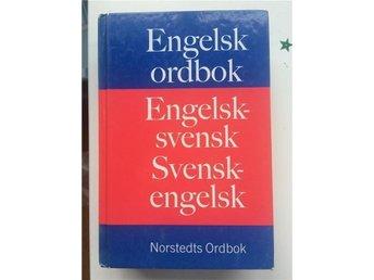 Engelsk ordbok 63.000 ord - Norstedts ordbok - Viken - Engelsk ordbok 63.000 ord - Norstedts ordbok - Viken
