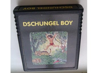 Dschungel Boy - Atari 2600 - Tom Boy