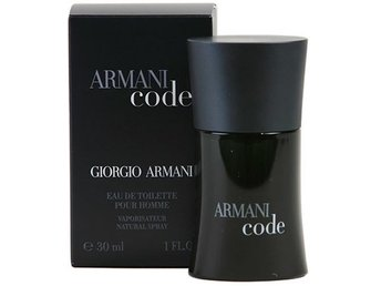 ARMANI CODE edt spray 30ml - London - ARMANI CODE edt spray 30ml - London