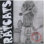 THE RATCATS-License to rumble CD (Petter Baarli, Casino Steel, Captain Poon)