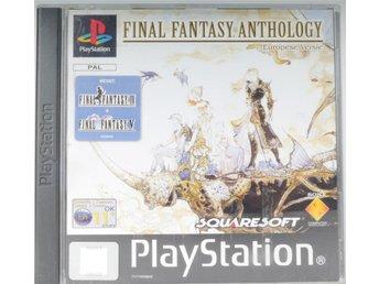 Final Fantasy Anthology - PS1 - Helsinki - Final Fantasy Anthology - PS1 - Helsinki
