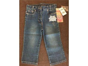 NYA Jeans byxor från Ullared Stl 116 - Arlöv - NYA Jeans byxor från Ullared Stl 116 - Arlöv