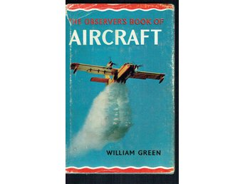 The observer´s book of aircraft 1969