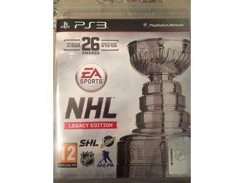NHL Legacy Edition - Playstation 3/PS3 - Svensksålt - Komplett
