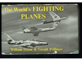 The World's Fighting planes (På engelska) 1958