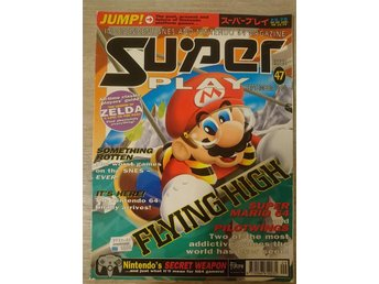 Super Play,  september 1996, issue 47 (eng.)