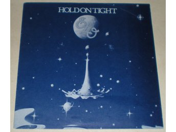 ELO SINGELOMSLAG Hold on tight 1981
