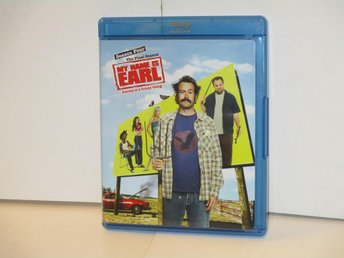 MY NAME IS EARL (Blu-Ray) - SÄSONG 4 - MKT FINT SKICK!