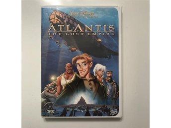 Atlantis - Disneyklassiker 40 (USA-utgåva) - Västerås - Atlantis - Disneyklassiker 40 (USA-utgåva) - Västerås