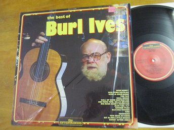 "Burl Ives ""The Best Of"""