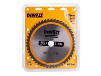 Dewalt sågklinga 250mm, 48 tänder DT1957 - Lidingö - Dewalt sågklinga 250mm, 48 tänder DT1957 - Lidingö