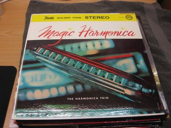 The Harmonica Trio - Magic Harmonica