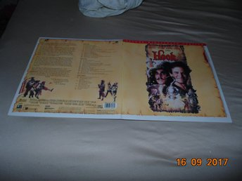Hook - Deluxe widescreen Version - 2 Laserdisc